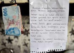 Türk əsgərin məktubu bütün ölkəni duyğulandırdı - FOTO