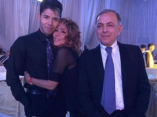 Brilliant Dadaşovanın oğlu ilə yeni FOTOsu