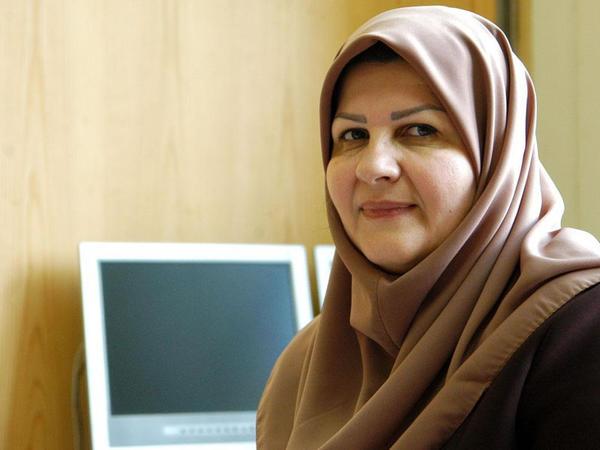 İranda qadın ilk dəfə nazir müavini təyin edildi