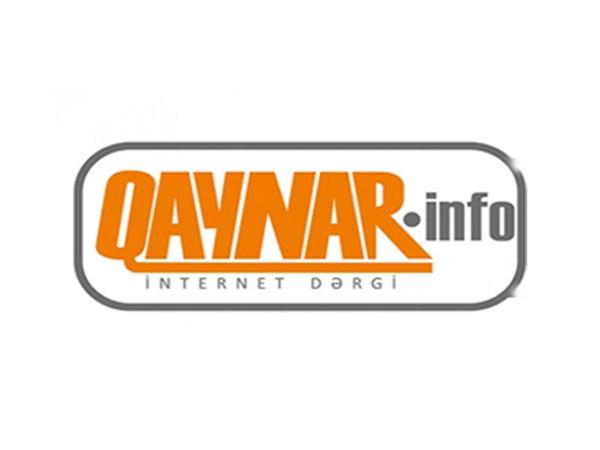 Qaynar.info saytı dağıdıldı