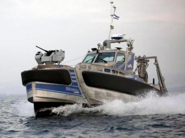 İsraildə hərbi robot gəmi hazırlandı