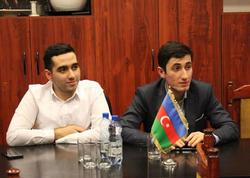 Polşada yeni Azərbaycan diasporu yaradıldı - FOTO
