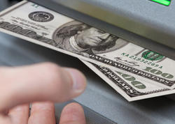 Bakıda dollar dəyişən bankomat quraşdırıldı