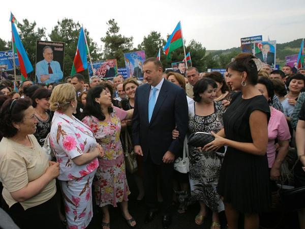 Azərbaycan Prezidenti vətəndaşların müraciətlərinə daimi diqqət və qayğını prioritet məsələ hesab edir