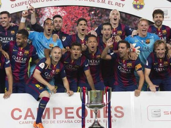 """""""""""Real"""" qorxur ki, """"Barselona"""" onların meydanında kubok qaldırar"""""""