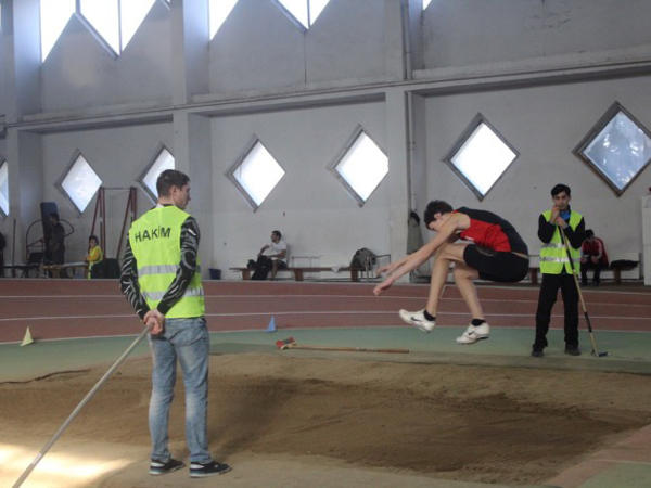 Atletika üzrə Azərbaycan birinciliyi keçirilib - FOTO