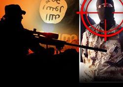 İŞİD-in cəlladı baş kəsəndə vuruldu - FOTO