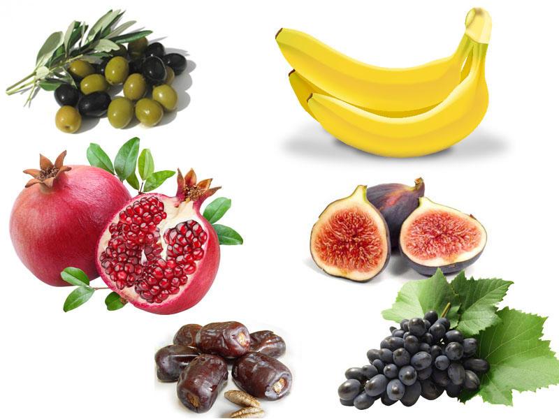 Quranda adı çəkilən 6 meyvə və onların faydaları