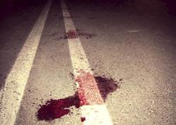 Bakıda maşınla qadını öldürüb qaçdılar
