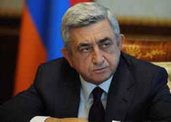 Sarkisyan baş nazir və müdafiə nazirini işdən çıxarır