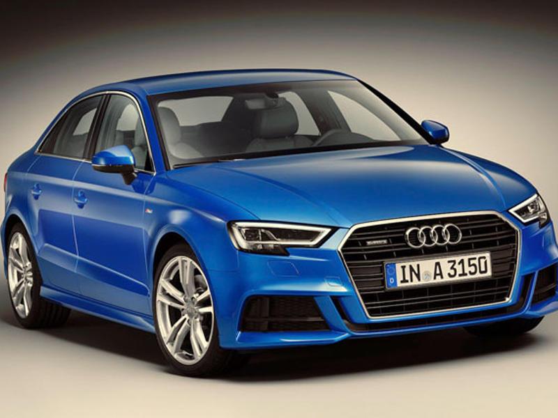 Audi A3 dəyişdi - FOTO
