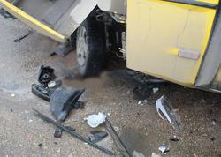 Azərbaycanda müəllimləri daşıyan avtobus aşdı: 3 ölü, onlarla yaralı - YENİLƏNİB - VİDEO - FOTO