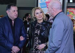 Tanınmışlar klip təqdimatında - FOTO
