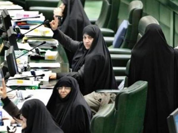 İranda 17 qadın deputat seçildi