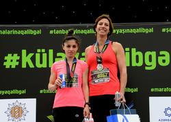 """Marafon üçüncüsü: """"Bakı Marafonu 2016 yüksək səviyyədə təşkil edilib"""""""