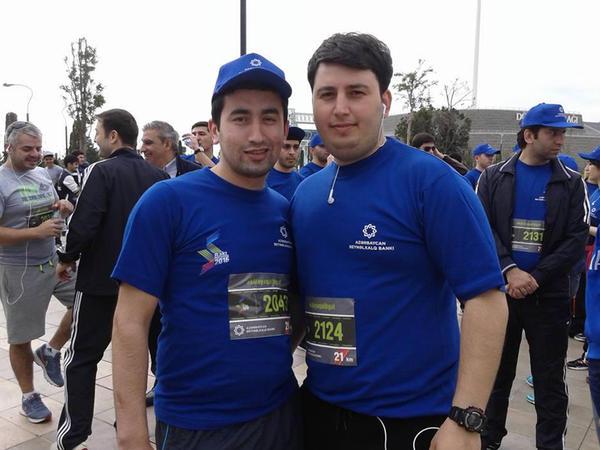 Bakı Marafonu iştirakçıların gözü ilə - YENİLƏNİB - FOTOSESSİYA