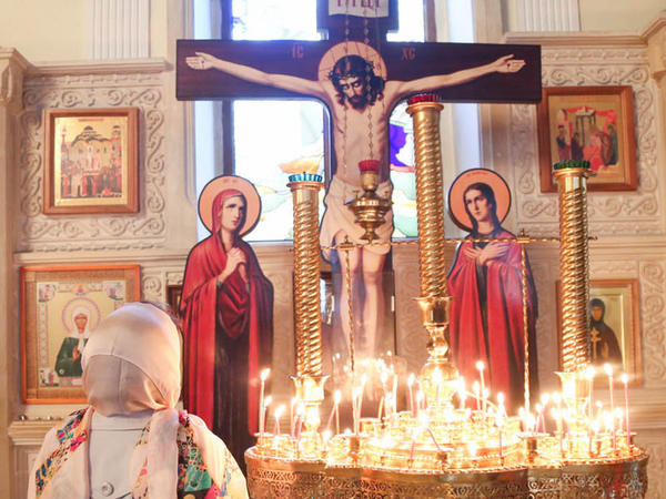 Bakıda Pasxa bayramı qeyd olunur - FOTOREPORTAJ