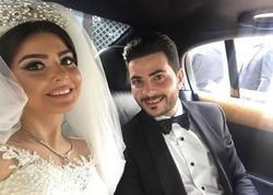 Elçin xanımı ilə İstanbulda tanış olubmuş