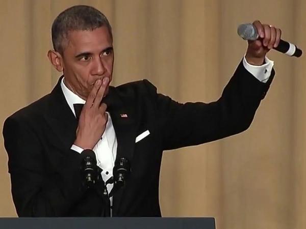 Obama hər kəsi təəccübləndirdi - VİDEO