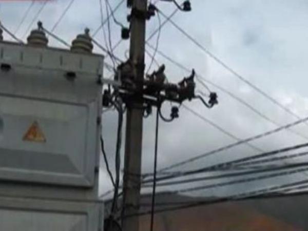40 yaşlı kişini elektrik cərəyanı vuraraq öldürüb