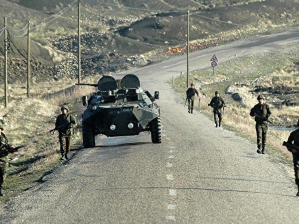 Türkiyədə PKK terrorçularının növbəti hücumu nəticəsində 2 hərbçi həlak olub
