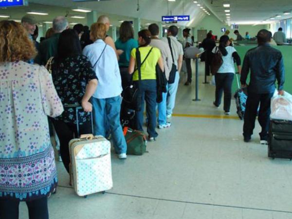 Stokholmda aeroport boşaldıldı