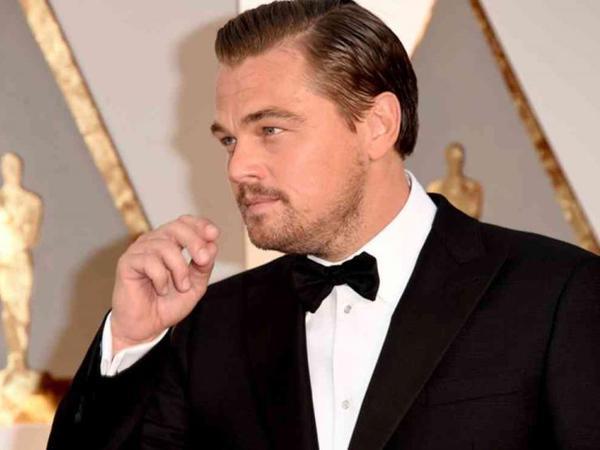 DiKaprio özündən 17 yaş kiçik gözəllə eşq yaşayır - FOTO