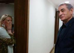"""Fəxrəddin Manafov keçmiş """"sevgilisi"""" ilə görüşdü - FOTO"""