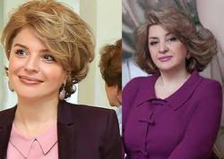 """Sarkisyanla Ohanyan arasında """"qadın savaşı"""" - FOTO"""