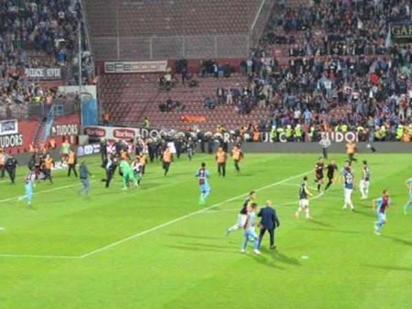 """""""Trabzonspor""""a ağır cəza"""