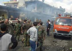 Bazar yaxınlığında partlayış: 6 ölü, 28 yaralı - FOTO