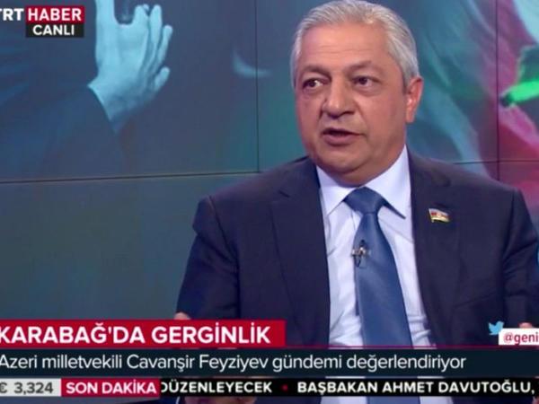 TRT Haber-də Qarabağ döyüşlərindən danışıldı