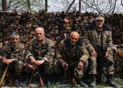 """Erməni ordusunda ruh düşkünlüyü və çaşqınlıq - <span class=""""color_red"""">Fransız jurnalist FOTOlarla danışır</span>"""