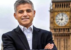 Londonda ilk dəfə müsəlman mer seçilib