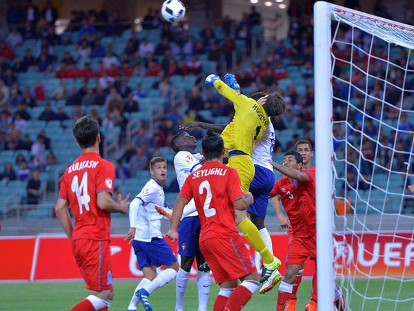 U-17 Avropa çempionatlarının yeni rekordu