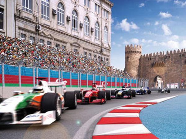 """Bakıda """"Formula 1"""" Avropa Qran-Prisinə biletlərin satışı xeyli artıb"""
