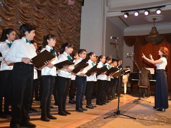 Heydər Əliyevin anadan olmasının 93-cü İldönümünə həsr olunmuş konsert keçirilib - FOTO
