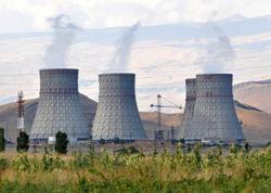 Ermənistan Atom Elektrik Stansiyasında qəza