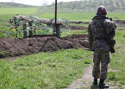 Erməni silahlıları təxribata əl atdılar