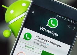 """""""WhatsApp""""ın bu yeniliyi narazılıqlara səbəb oldu - FOTO"""