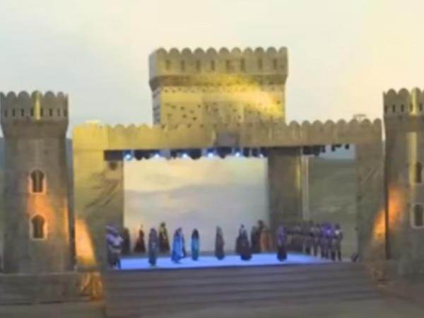 Gəncədə festival - Tariximiz canlandırıldı - VİDEO - FOTO