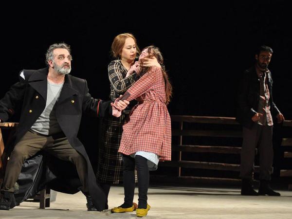Dövlət Gənc Tamaşaçılar Teatrı iki beynəlxalq festivala gedir - FOTO