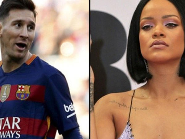 Rihanna Türkiyədə Messi ilə futbol oynayacaq