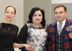 Hacı Nuran hər zamankı tərzində - FOTO