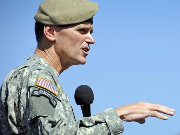 Amerikalı general məxfi toplantıya qatıldı, hücum başladı