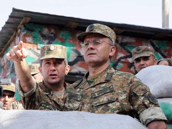 """Təkayaqlı """"komandan""""la Azərbaycana qarşı müharibəyə hazırlaşan Ermənistan nəyə güvənir?"""