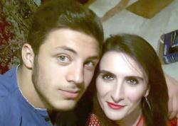 32 yaşlı müəllim 18 yaşlı əri ilə - FOTO