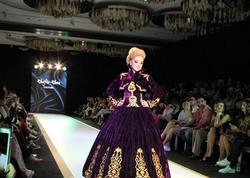 """Gülnarə Xəlilova əsas model kimi """"Azerbaijan Fashion Week""""də - FOTOlar"""