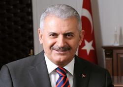 Binəli Yıldırım Azərbaycana gəlir
