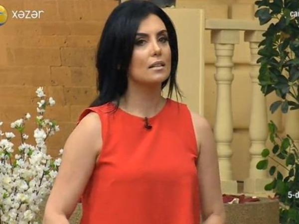 """""""Burç FM""""in Çiçəyi - FOTO"""